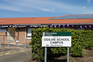 Expansion to secondary at Ogilvie