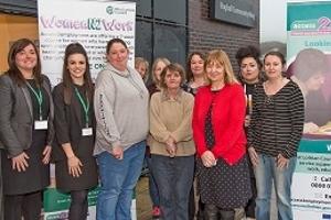 WomenN2Work helping women to get into employment  Icon